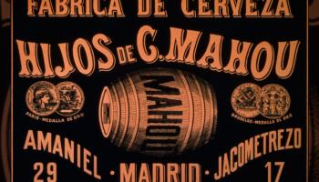 Comercios centenarios: Mahou